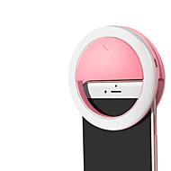 Dianyi xmyd01 led valo muovinen matkapuhelin linssi Android-matkapuhelin iphone