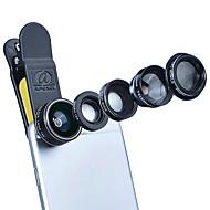 Aszune apl matkapuhelin linssi cpl linssi filte 198 fish-eye linssi 2x pitkä polttoväli 0.63x laajakulmaobjektiivi 15x makro linssi