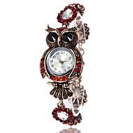 Γυναικεία Μοδάτο Ρολόι Ρολόι Καρπού Βραχιόλι Ρολόι Μοναδικό Creative ρολόι Καθημερινό Ρολόι Προσομοίωσης Ρόμβος Ρολόι Κινέζικα Χαλαζίας