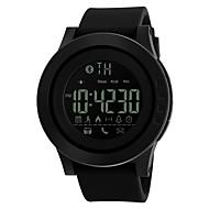 SKMEI Ανδρικά Αθλητικό Ρολόι Ρολόι Φορέματος Έξυπνο Ρολόι Μοδάτο Ρολόι Ψηφιακό ρολόι Ιαπωνικά ΨηφιακόΗμερολόγιο Ανθεκτικό στο Νερό