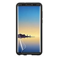 PET Screenprotector voor Samsung Galaxy Note 8 Voorkant screenprotector High-Definition (HD)
