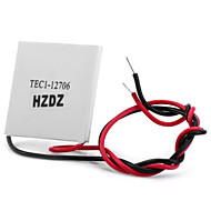 tec1 - 12706 12v 50 - 72w félvezető termoelektromos peltier hűtőborda diy