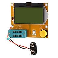 lcr - t4 - h tranzisztoros vizsgáló ESR scr mérő diy projekthez