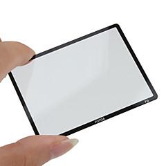 fotga® Højkvalitets lcd-skærm panel beskyttelsesglas til Canon EOS 7d
