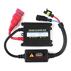 Universal Slim Ballast for HID Lights (Black)