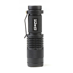 LED Flashlights / Handheld Flashlights LED 1 Mode 120 Lumens Rechargeable / Tactical / Super Light / Compact Size / Small Size Others