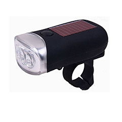 dinamo ve güneş enerjili led bisiklet ışık + bağımsız feneri