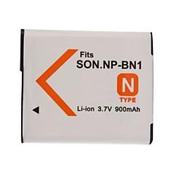 900mAh Camera Battery NP-BN1 for Sony CyberShot DSC-W320,W350, W380
