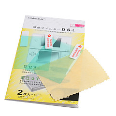screen protector voor de nds