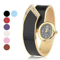 Women's Watch Fashionable Diamante Alloy Bracelet