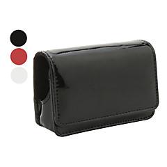 Glossy PU Leather Soft Camera Case