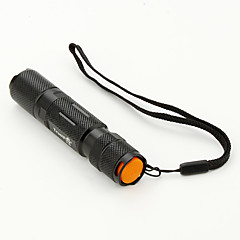 Trustfire SA2 3-Mode Cree XR-E Q5 LED Flashlight (210LM, 3x10440)