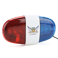 Police Light & Electric Horn Siren