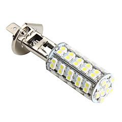 H1 3W 68-SMD 220-250LM White Light LED Bulb for Car Fog Lamp (12V)
