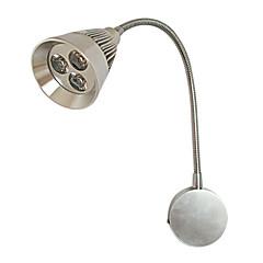 ZDM ™ 3W dioda LED Reflektor / ściany / lustro / lampka wina światła szafy