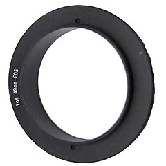 49 milímetros anel adaptador reverso para canon eos câmera