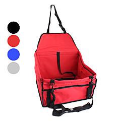 Gato / Cachorro Cobertura de Cadeira Automotiva Animais de Estimação Prova-de-Água / Dobrável Vermelho / Preto / Azul / Cinzento Têxtil