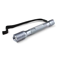 romisen rc-2B4 ohut 1-tilassa Cree XR-E Q5 LED-taskulamppu (140lm, 2 AAA, sininen)