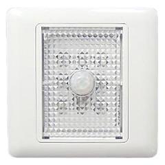 0.5W LED صفراء 8-الاستشعار شرطة التدخل السريع ضوء ضوء ركن (AC220V)