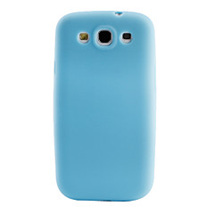 Soft Case for Samsung Galaxy S3 I9300 (Assorted-Colors)