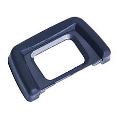 DK-24 Copa ocular de caucho de repuesto para la Ocular Nikon D5000 DK24