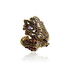 Duże pierścionki,Biżuteria Impreza / Codzienny / Casual Kryształ / Stop 1szt,7 Damskie