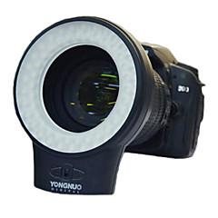 WJ-60 Macro Photographie Light Ring continue à LED pour Canon Nikon Sigma