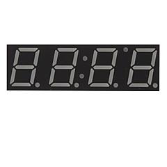 """DIY 0.56 """"Module d'affichage 3-en-1 4-Digit Temps LED électronique et de la température et de tension (vert)"""