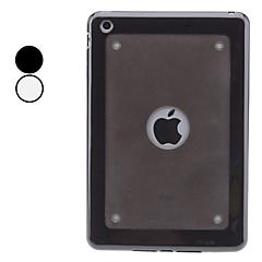 himmeä pinta TPU kova kotelo iPad mini 3, iPad Mini 2, iPad mini (valikoituja värejä)