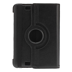 360 Degree Rotating PU Protective Case with Stand for 7.0 Amazon Kindle Fire HD