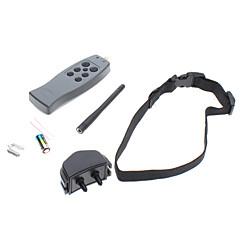 Vibração e 6 nível de choque Dog Training Collar remoto