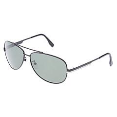 HONGLANG Dark Green Resin Polarized Linse coole Black Frame Driving Sonnenbrillen