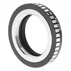 FX-L39-FX1 Lens Mount Adapter, M39 (39MM x1 Leica Thread Mount) Lens to Fujifilm X-Pro1 Mirrorless Camera
