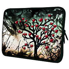 "Vanntett Fargerike 7 ""/ 10"" / 13 ""Laptop Sleeve Case for MacBook Air Pro / Ipad Mini / Galaxy Tab2/Sony/Google Nexus 18194"