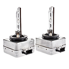 Xenon D3S/D3C HID Lamp Bulbs for Car Headlight (12V-35W, 2-Piece per Pack)
