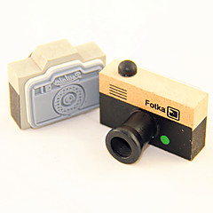 Wood Camera Pattern Stamp