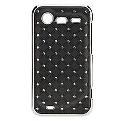 Starry Sky Pattern Hard Case kanssa tekojalokivi HTC G11