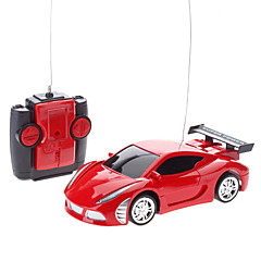 1:24 Remote Control Racing Car Model (Random Color)