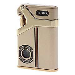 Tiger 860 briquet à gaz coupe-vent (couleurs aléatoires)
