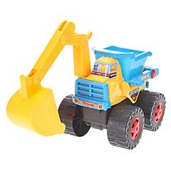2-in-1 Skid Steer Flexible Unloading Loader Forklift Sand Toy (Random Color)