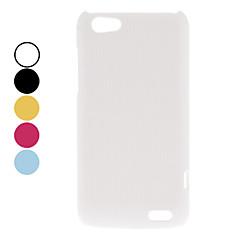 Maglia modello Custodia rigida protettiva per HTC uno V (colori assortiti)