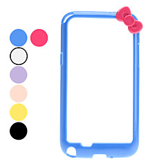 Simple Style Protective Bumper for Samsung Galaxy Note 2 N7100 (Assorted Colors)