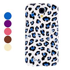 leopard print mønster hårdt tilfældet for Samsung Galaxy s4 i9500