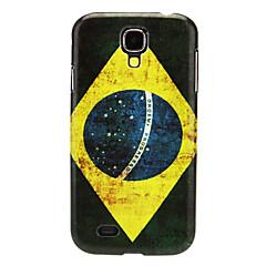 Brasiliansk Mönster IMD Hårt Fodral till Samsung Galaxy S4 I9500