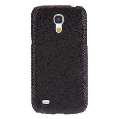 glitter poeder koffer en screen protector voor de Samsung Galaxy S4 mini i9190