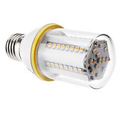 4W E26/E27 LED Corn Lights T 60 SMD 3528 480 lm Warm White AC 100-240 V