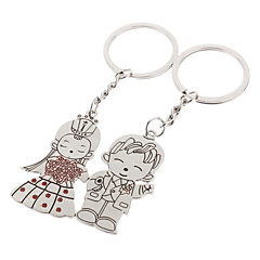 Sweet Lovers A Pair Keychain