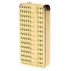 Abacus en forme de briquet à gaz d'or
