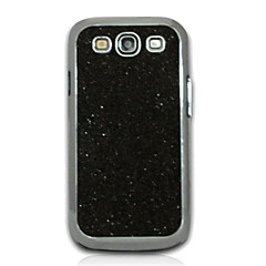 Silvering Dull Polish Back Case for Samsung Galaxy S3 I9300