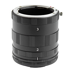 Macro Extension Tube Set pour Nikon AI